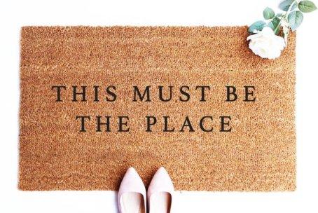 Quote Doormat